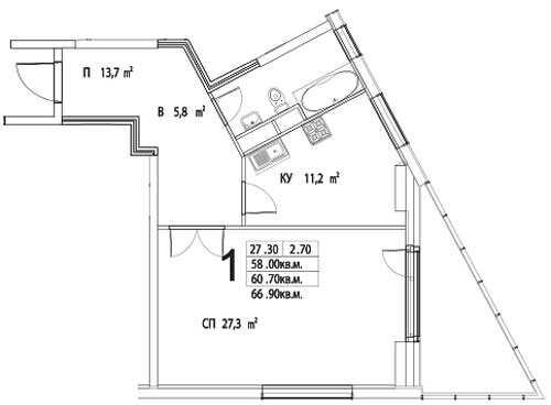 ЖК Дом на Лисицына 5